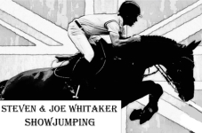 Steven & Joe Whitaker Show Jumping